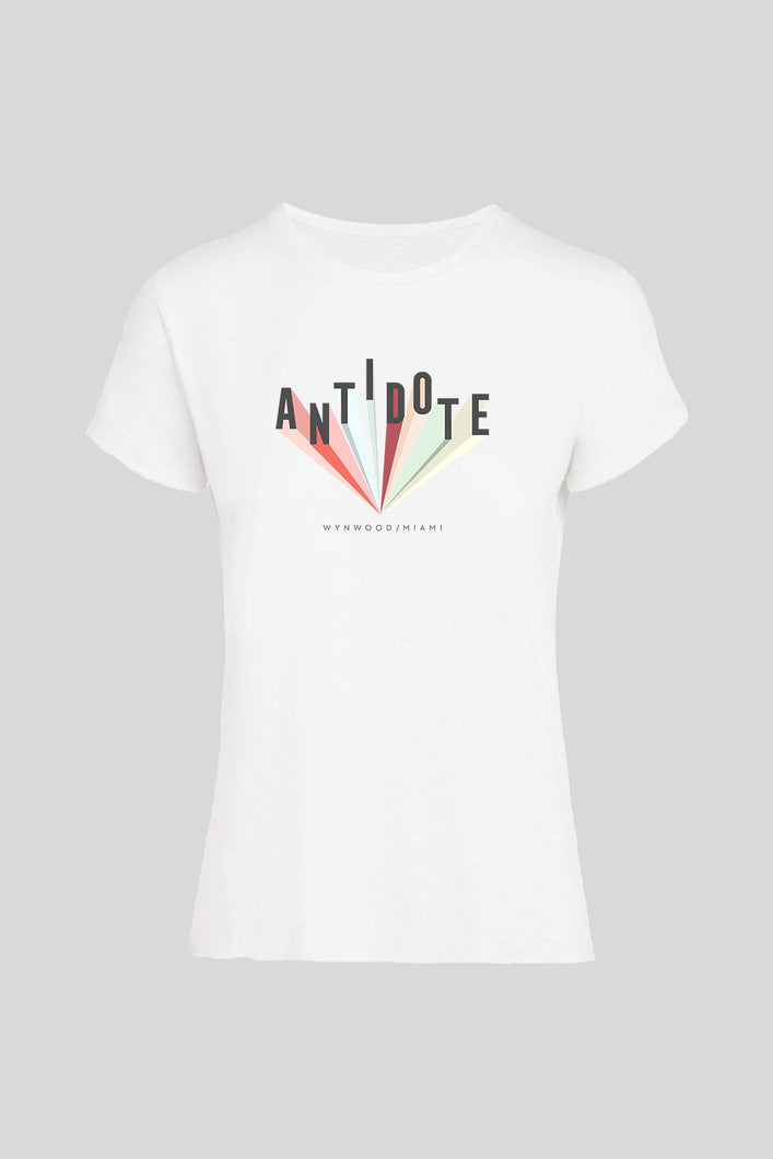 Antidote Wynwood Rainbow Tee