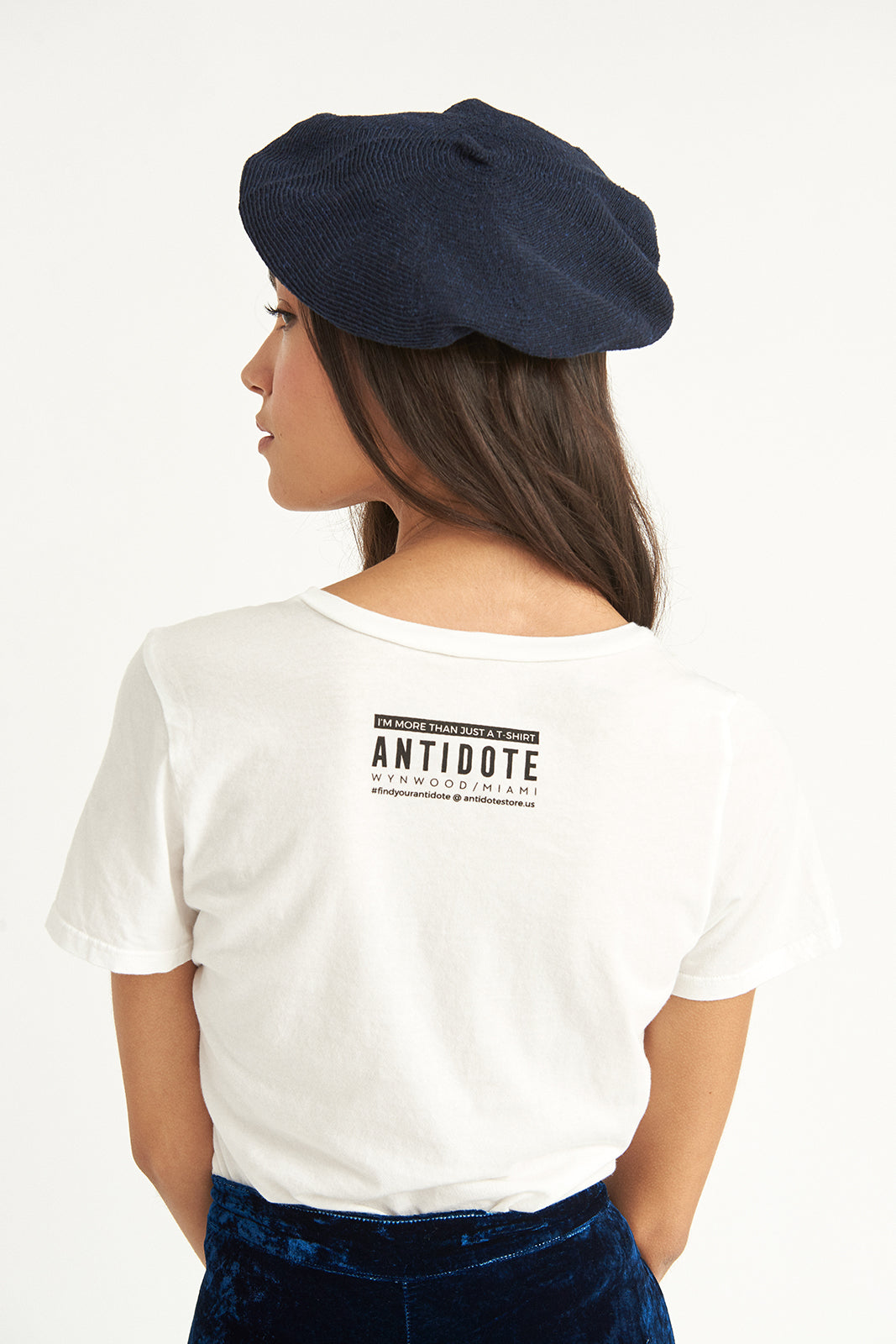 je t'aime miami_miami_tee_white_crew neck_embroidered_t shirt_antidote