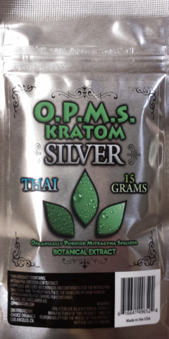 OPMS Kratom Thai Pills