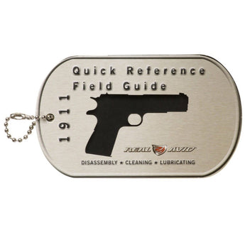 Real Avid - 1911 Field Guide™ - HCC Tactical