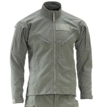 Massif - 2-Piece Flight Suit Jacket - NAVAIR (FR) SG Front - HCC Tactical