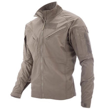 NV Tan; Massif - 2-Piece Flight Suit Jacket - NAVAIR (FR) - HCC Tactical