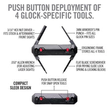 Real Avid - 4-In-1 Tool For Glock 2 - HCC Tactical