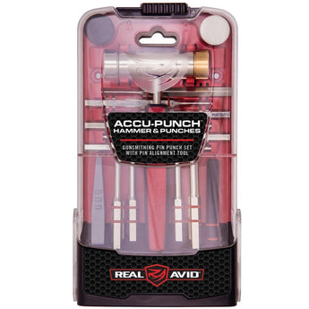Real Avid - Accu-Punch™ Hammer & Punches - HCC Tactical
