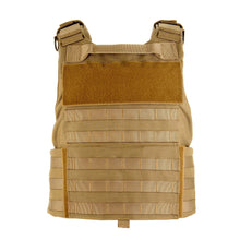 alt - Coyote; Chase Tactical Advanced Plate Carrier (APC) - HCC Tactical