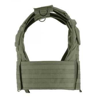 alt - OD Green; Chase Tactical Advanced Plate Carrier (APC) - HCC Tactical