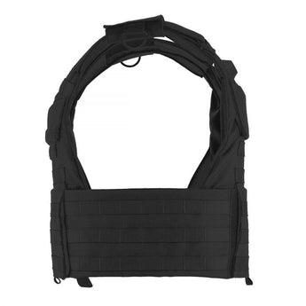 Black; Chase Tactical Advanced Plate Carrier (APC) - HCC Tactical