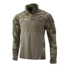 MultiCam; Massif - Advanced Quarter Zip Combat Shirt (FR) - HCC Tactical