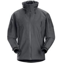 Wolf; Arc'teryx LEAF Alpha Jacket Gen 2 Men's - HCC Tactical