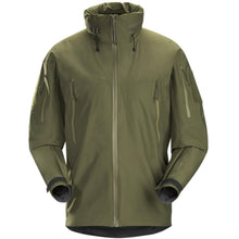 Ranger Green; Arc'teryx LEAF Alpha Jacket Gen 2 Men's - HCC Tactical