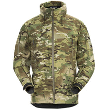 MultiCam; Arc'teryx LEAF Alpha Jacket Gen 2 Men's - HCC Tactical