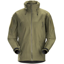 Crocodile; Arc'teryx LEAF Alpha Jacket Gen 2 Men's - HCC Tactical