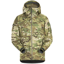 MultiCam; Arc'teryx LEAF Alpha Jacket LT Gen 2 Men's - HCC Tactical