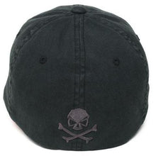 alt - Black / Gray; Pipe Hitters Union American Flag Flexfit Hat - HCC Tactical