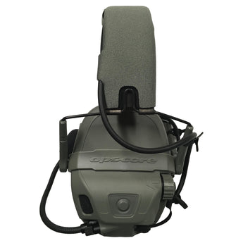 Ops-Core AMP Headset Connectorized Foliage Green Side - HCC Tactical