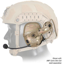 Ops-Core AMP Headset Connectorized Tan - HCC Tactical