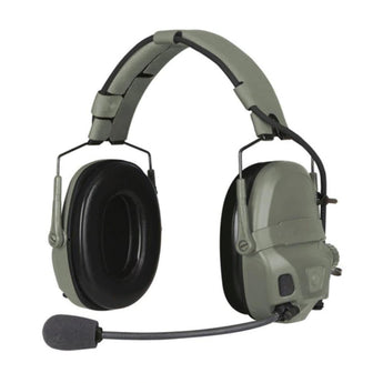 Foliage Green; Ops-Core AMP Headset Connectorized - HCC Tactical