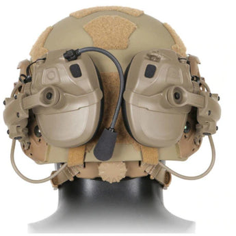 Ops-Core AMP Communication Headset Folded - HCC Tactical
