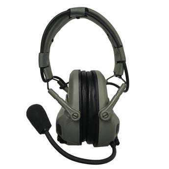 Ops-Core AMP Communication Headset with Skin - HCC Tactical