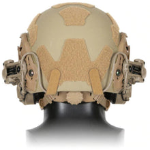 alt - Urban Tan; Ops-Core AMP Helmet Rail Mount - HCC Tactical