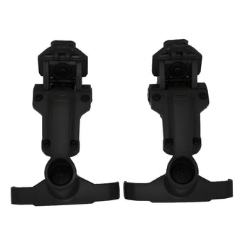 Urban Gray; Ops-Core AMP Helmet Rail Mount - HCC Tactical