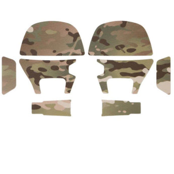 MultiCam; Ops-Core AMP MultiCam Skin Sets - HCC Tactical