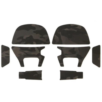 MultiCam Black; Ops-Core AMP MultiCam Skin Sets - HCC Tactical