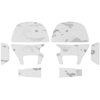 MultiCam Alpine; Ops-Core AMP MultiCam Skin Sets - HCC Tactical