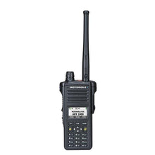 Black; Motorola APX™ 1000 P25 Single-Band Portable Radio - HCC Tactical