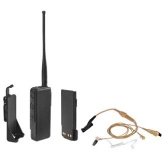 alt - Black; Motorola APX™ 3000 P25 Single-Band Portable Radio - HCC Tactical