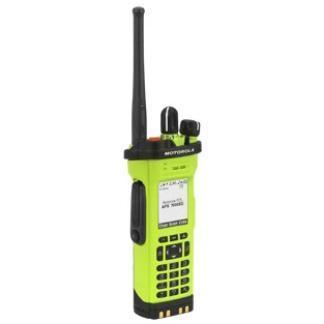 APX™ 7000XE Multi-Band P25 Portable Radio High Impact Green - HCC Tactical
