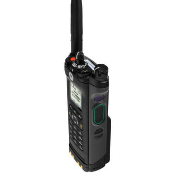 Motorola APX™ 8000H All-Band P25 Hazloc Portable Radio Side - HCC Tactical
