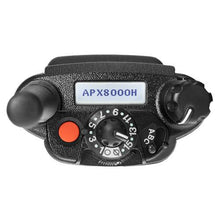 Motorola APX™ 8000H All-Band P25 Hazloc Portable Radio Top - HCC Tactical