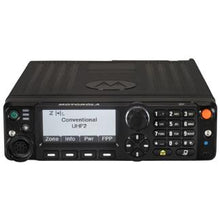 Black; Motorola APX 8500 All-Band P25 Mobile Radio - HCC Tactical