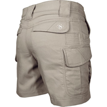 alt - Khaki; Tru-Spec Ascent Shorts for Women - HCC Tactical