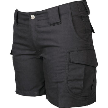Black; Tru-Spec Ascent Shorts for Women - HCC Tactical