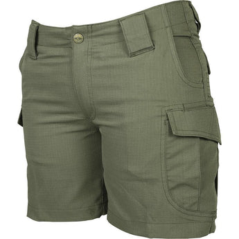 Ranger Green; Tru-Spec Ascent Shorts for Women - HCC Tactical