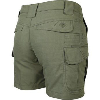 alt - Ranger Green; Tru-Spec Ascent Shorts for Women - HCC Tactical