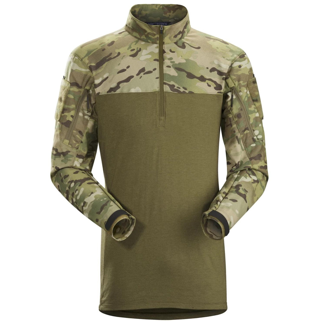 MultiCam; Arc'teryx LEAF Assault Shirt LT MultiCam Men's - HCC Tactical
