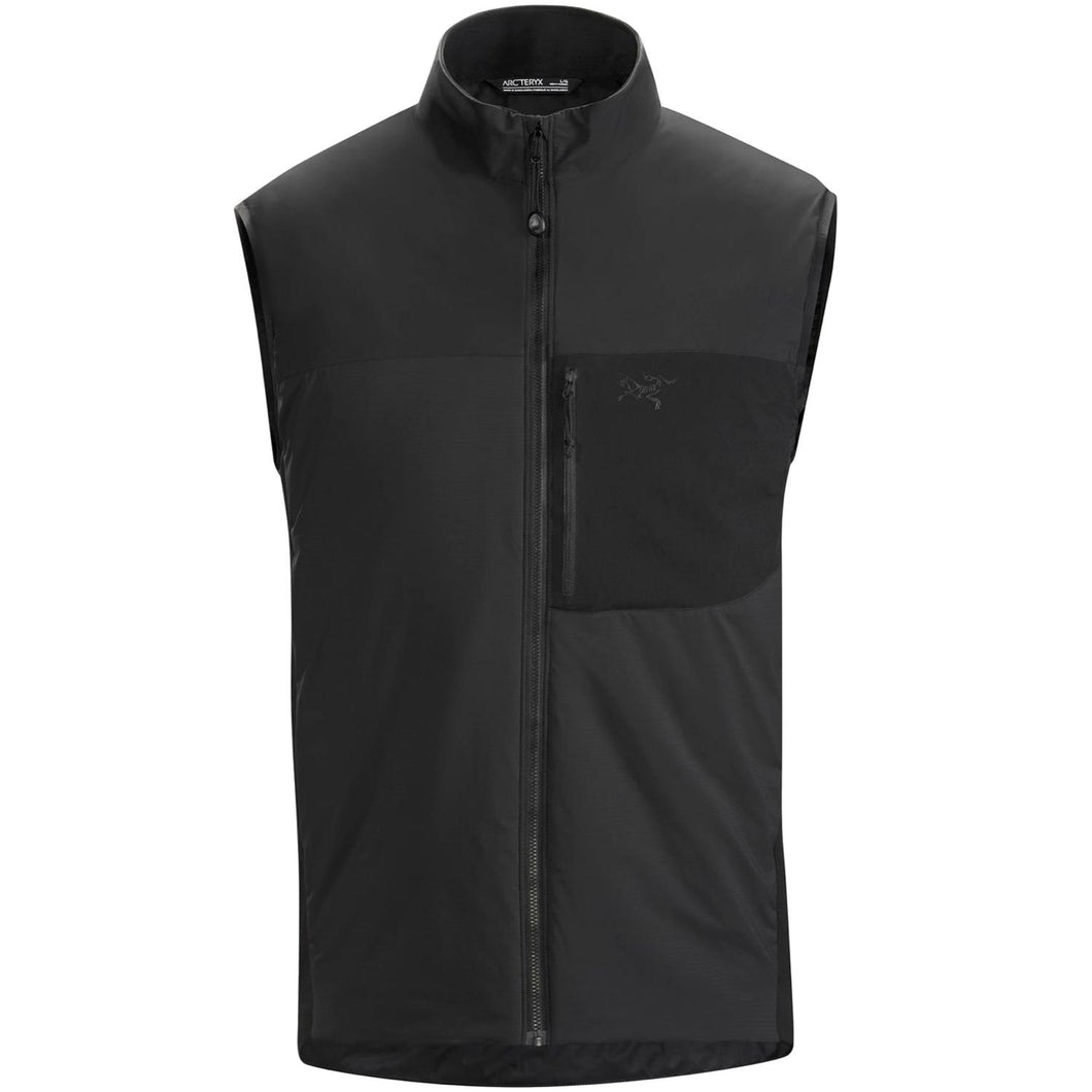 Black; Arc'teryx LEAF Atom LT Vest Gen 2 Men's - HCC Tactical