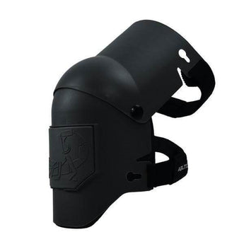 Black; Agilite Axis Knee Pads - HCC Tactical