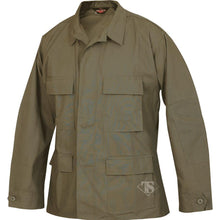 Black; Tru-Spec BDU Coat - HCC Tactical