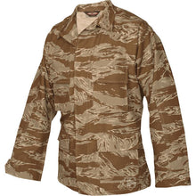 Desert Tiger Stripe; Tru-Spec BDU Coat - HCC Tactical