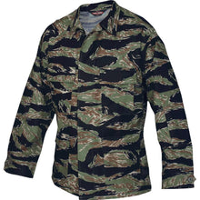 Vietnam Tiger Stripe; Tru-Spec BDU Coat - HCC Tactical