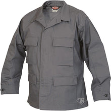 Gray; Tru-Spec BDU Coat - HCC Tactical