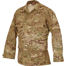 MultiCam; Tru-Spec BDU Coat - HCC Tactical