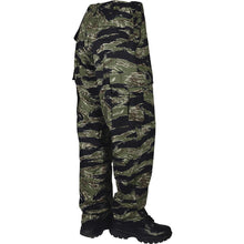 alt - Original Vietnam Tiger Stripe; Tru-Spec BDU Uniform Pants - HCC Tactical