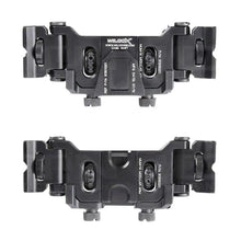alt - Black; Wilcox Binocular Bridge for MUM-14/GT-14 - HCC Tactical