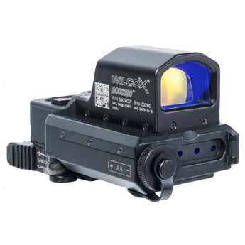 Black; Wilcox BLACK OUT SIGHT SYSTEM, BOSS - HCC Tactical