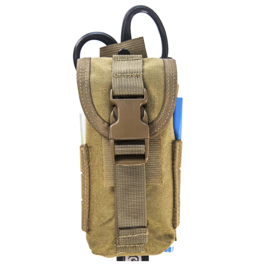 Coyote Brown; High Speed Gear Bleeder / Blowout Pouch - HCC Tactical